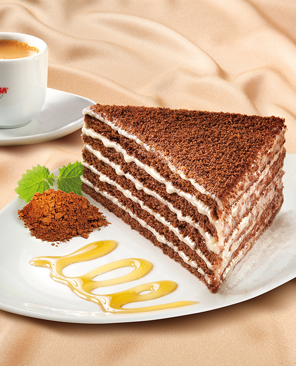 Çikolatalı Marlenka