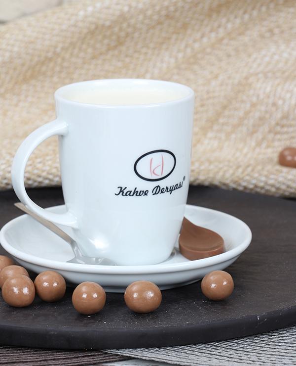 Beyaz Sıcak Çikolata