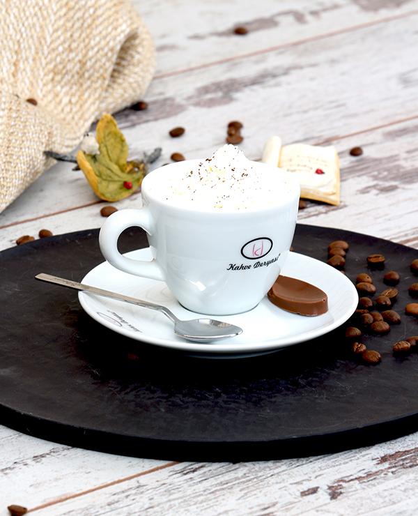 Double Espresso Con Panna