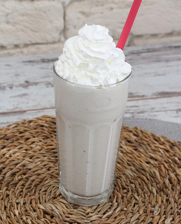 Buzlu Beyaz Çikolata