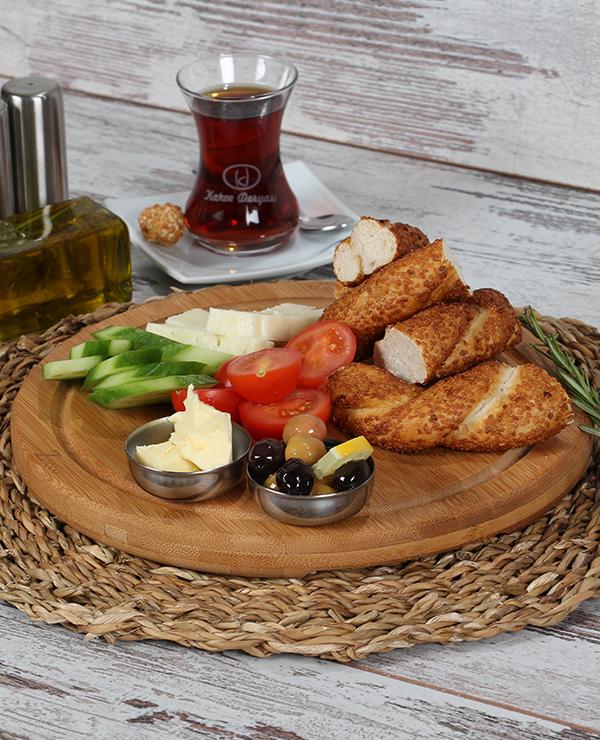 Gevrek Kahvaltı - Hızlı Kahvaltı