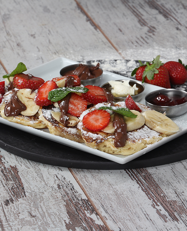 Tatlı Kahvaltı Pancake